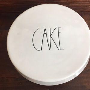 Rae Dunn Cake Stand